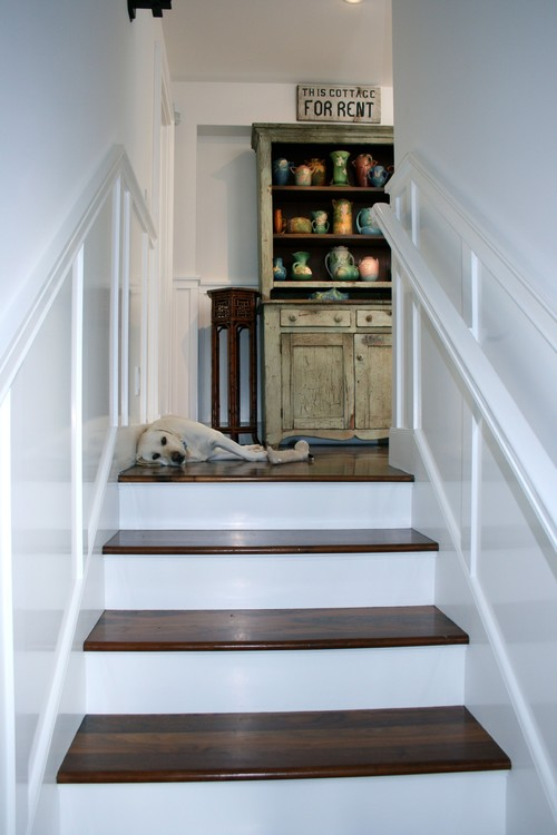 hallways and landings traditional staircase