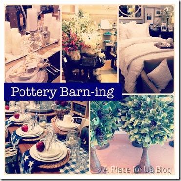 Cali Pottery Barn