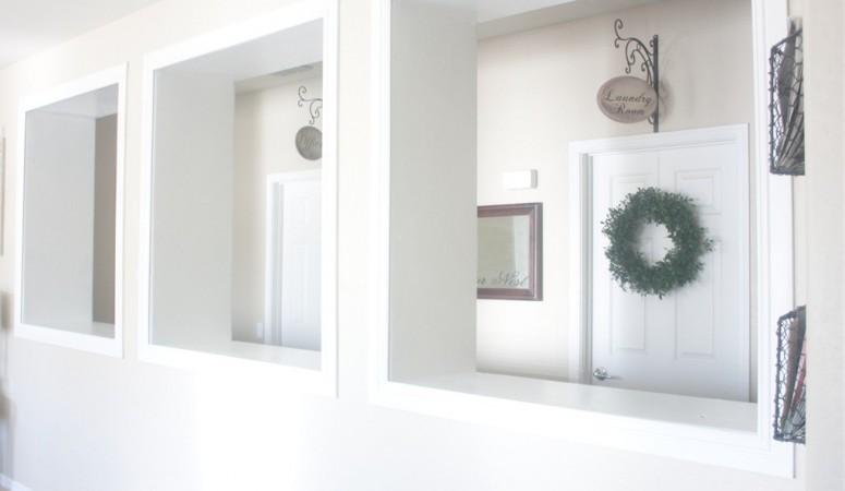 Framing Interior Cutouts | Just Destiny