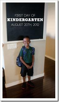 First Day of School KEL 2012-01 copy