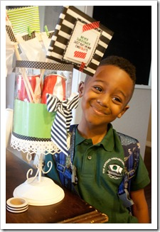 First Day of School KEL 2012-04