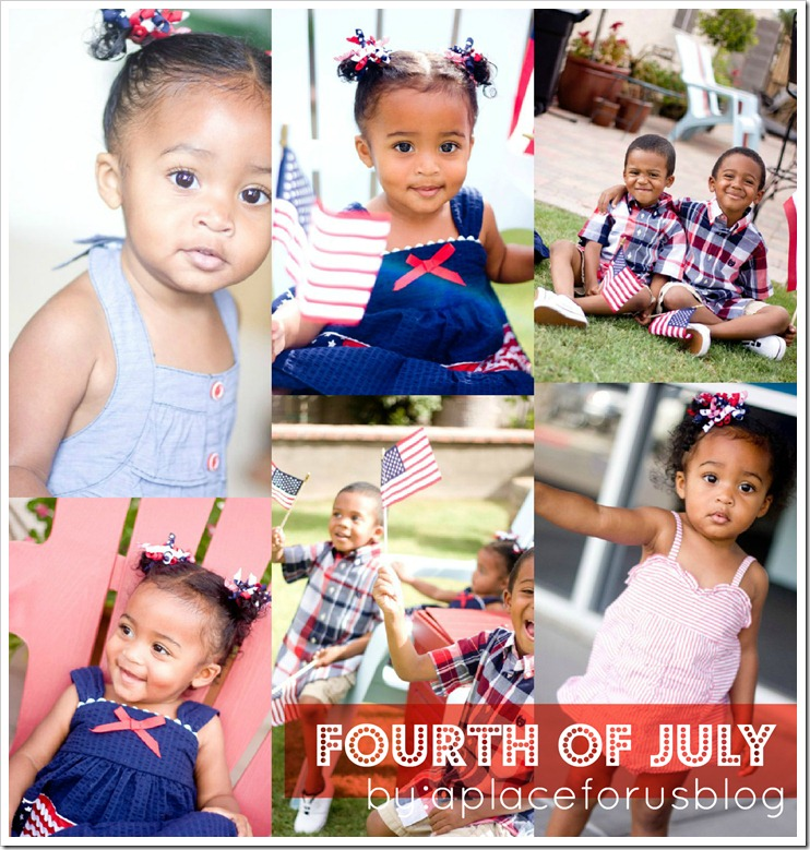Fourth of July Outfits A Place for Us Blog copy