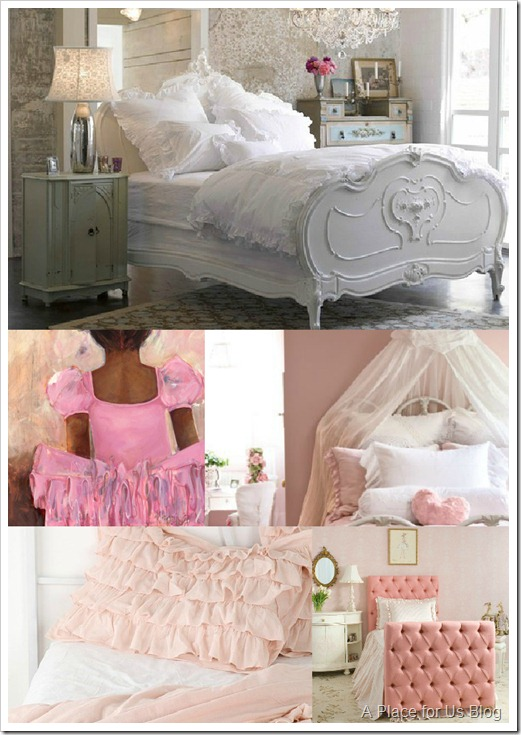 Girl Room Ideas via Pinterest