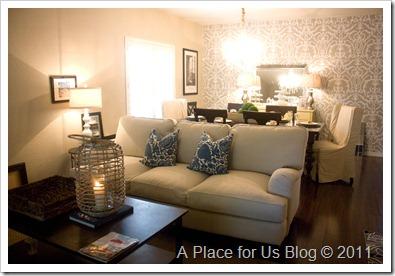 Homemade Living Room Pillows | Just Destiny