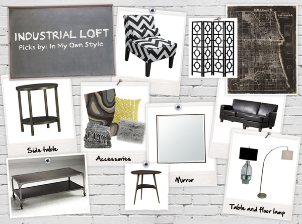 In My Own Style Design Board