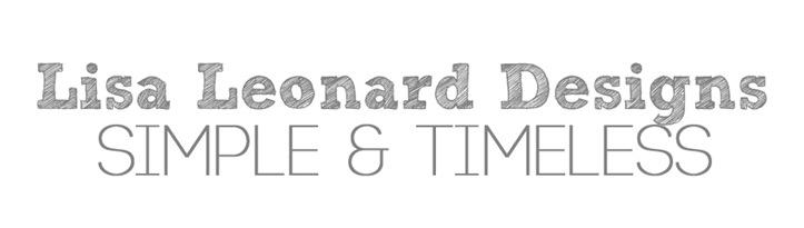 Lisa Leonard banner