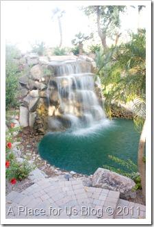 Phoenician Waterfall