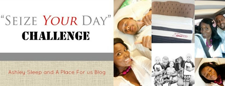 Sleep Day Twitter: Ashley Sleep Seize The Day Challenge
