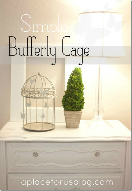 Pottery Barn Knockoff Cage 5 copy
