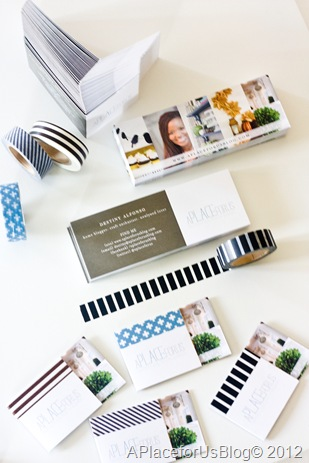 Washi Tape Business Cards-4