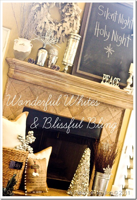 Wonderful Whites and Blissful Bling