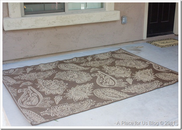 ballard all over paisley outdoor rug