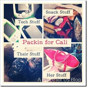 cali packing