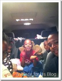 cali road trip