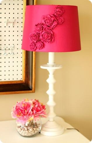 girly lamp