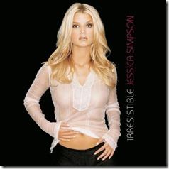 jessica simpson album-irresistible