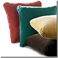 oversize pillows