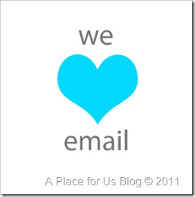 we heart email