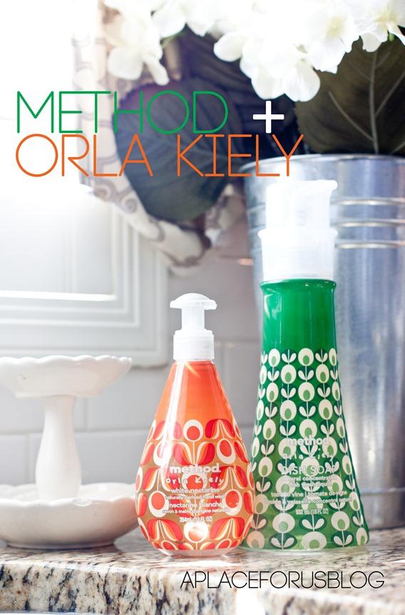 method + orla kiely: a pretty pair $230 giveaway   just destiny