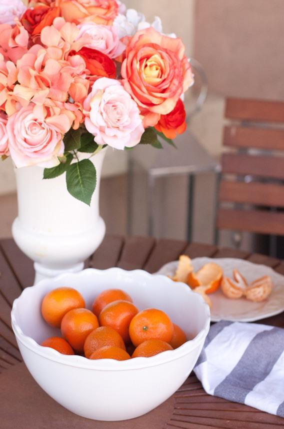 Outdoor Flower Arrangments