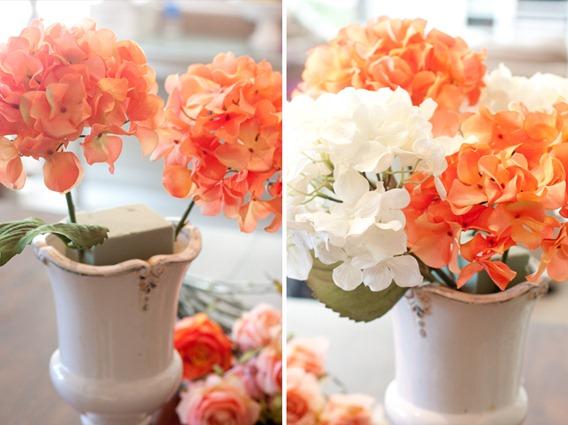 Spring Floral Centerpiece