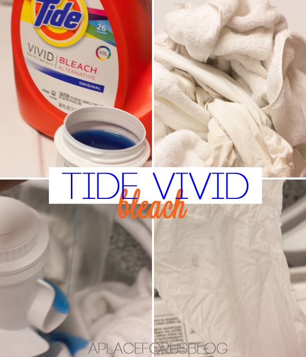 Tide VIVID Bleach