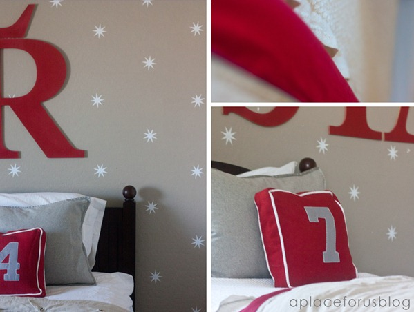 Starry Wallpaper for Nursery