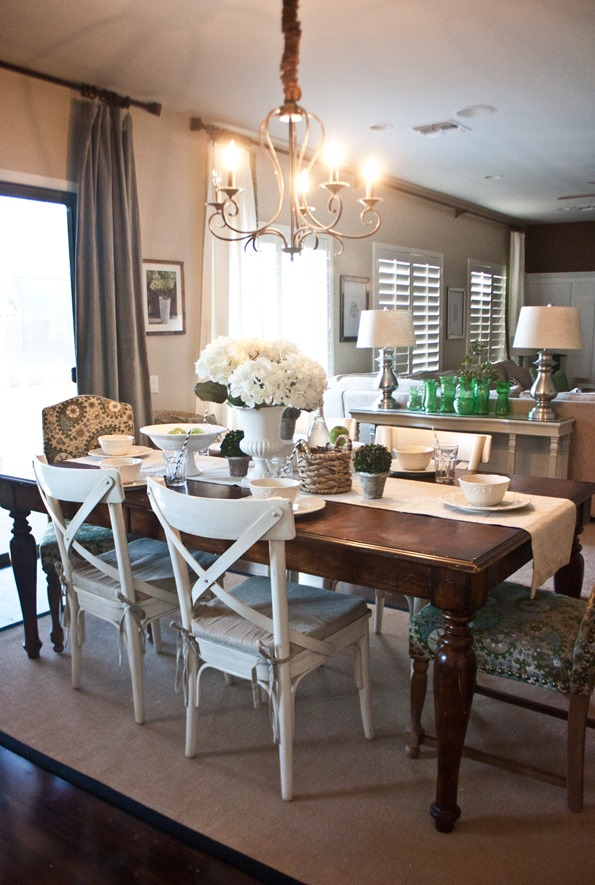 french inspired breakfast nook  just destiny