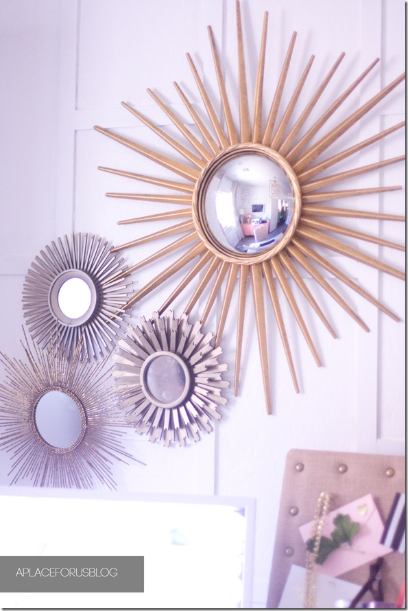Affordable Sunburst Mirror