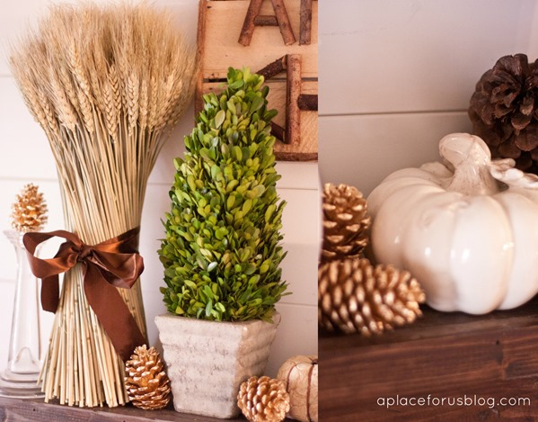 Autumn Mantel Ideas (1)