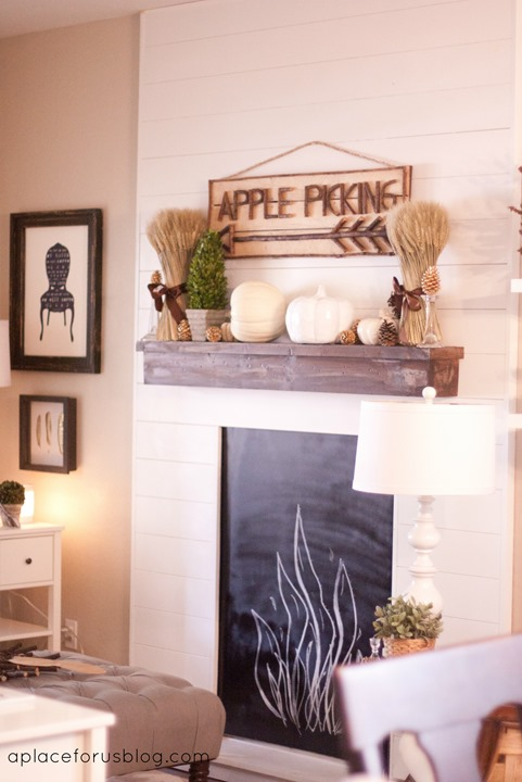 Fall Mantel Ideas-1