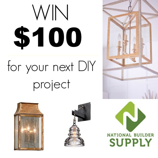 National Builder Supply Giveaway