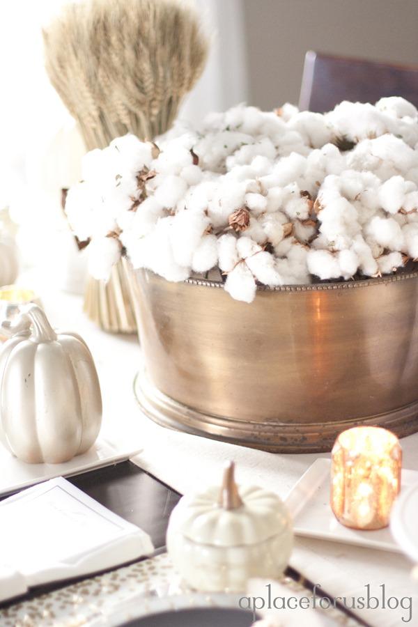 Beautiful Thanksgiving Table Ideas