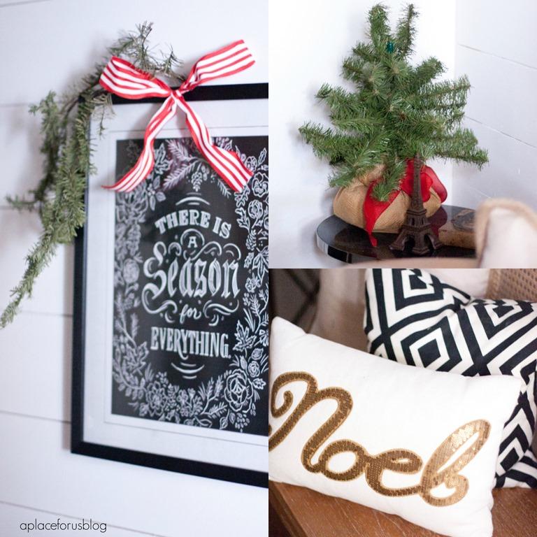 A Place for Us Blog Christmas Decor Ideas