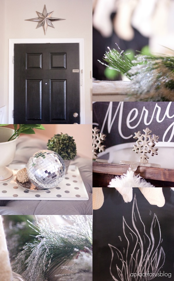 A Place for Us Blog Christmas House Tour 2013