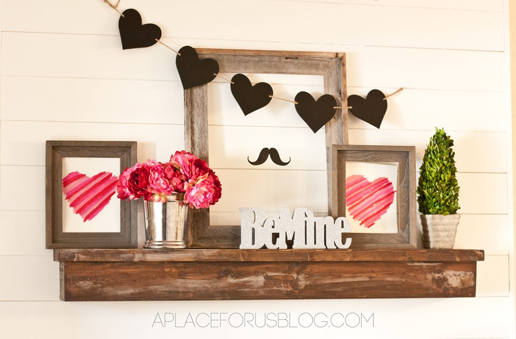 Valentines Day Wall Decor