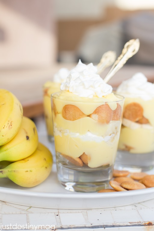 Easy Banana Pudding: Southern Desserts