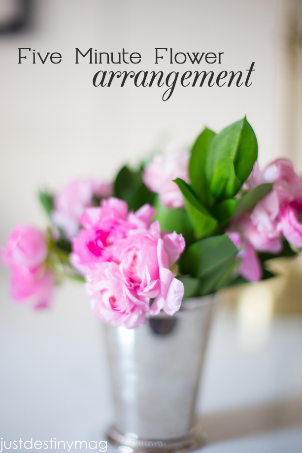 Easy Flower Arrangments for your wedding