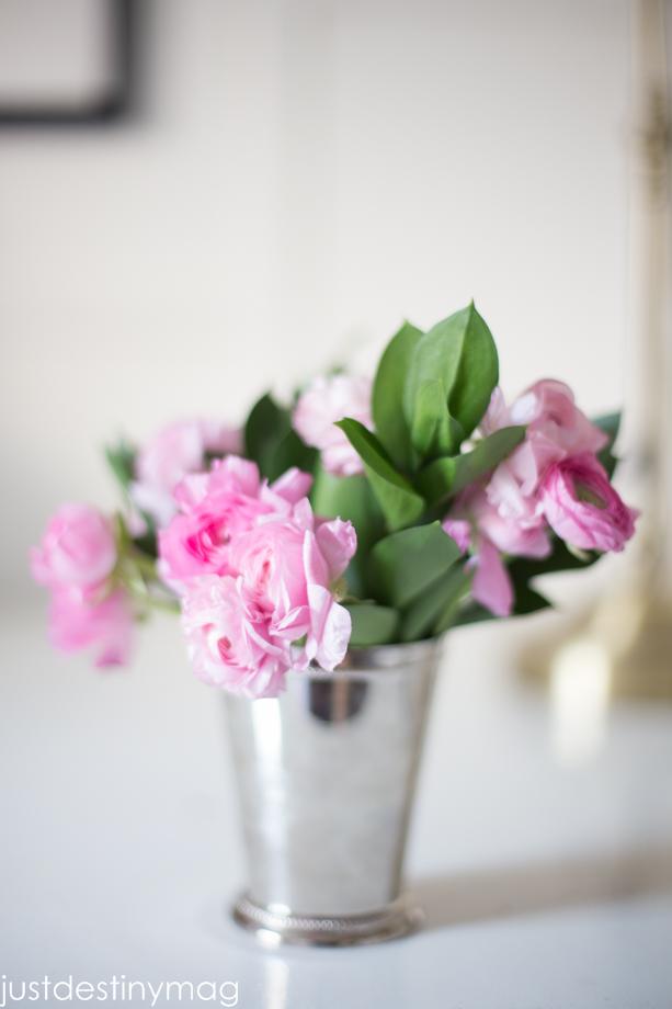 Easy Flower Arrangments