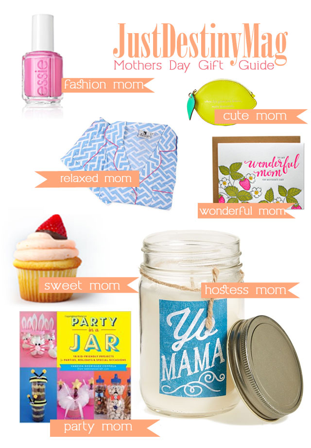 Cute Mothers Day Gift Ideas