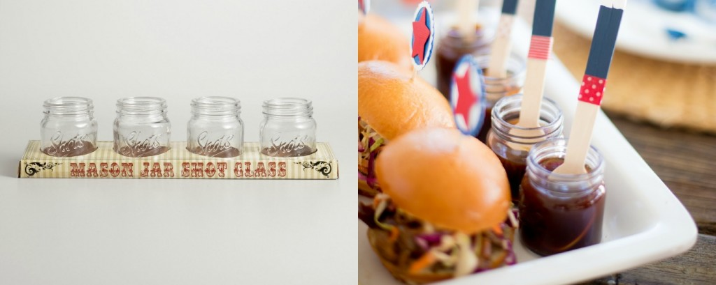 Mason Jar Shot Glasses World Market