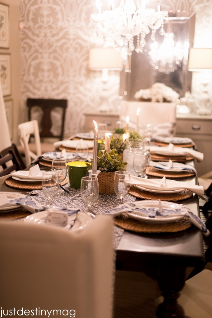 Beautiful Dinner Party for Friends-12