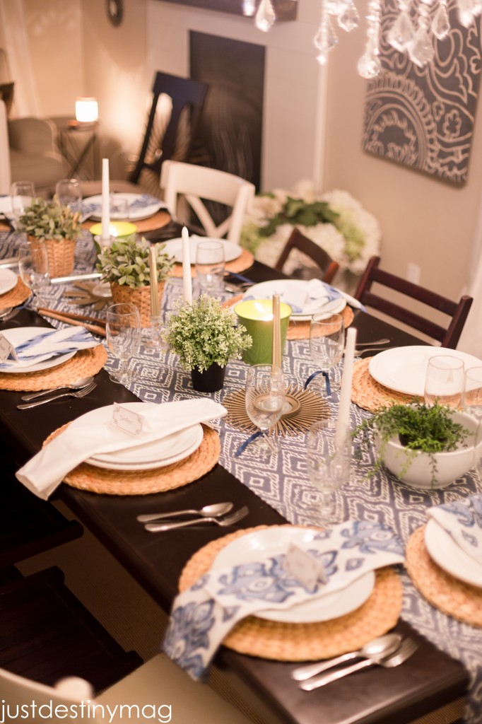 Beautiful Dinner Party for Friends-3