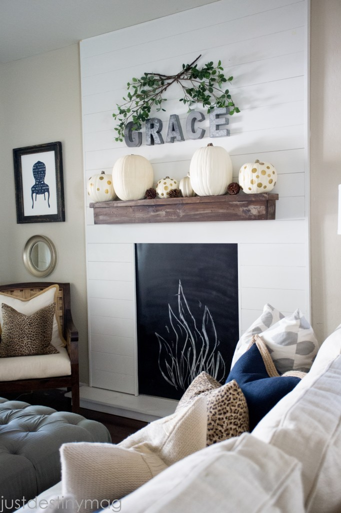 Easy and Simple Fall Decor-4