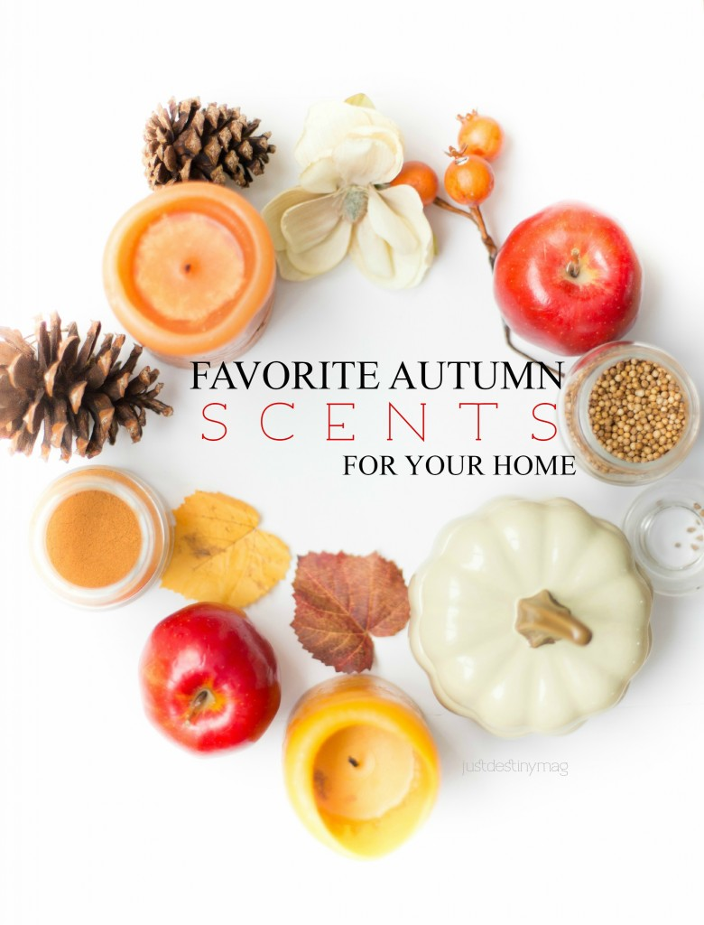 Favorite Scents for your Home this Fall Just Destiny Mag