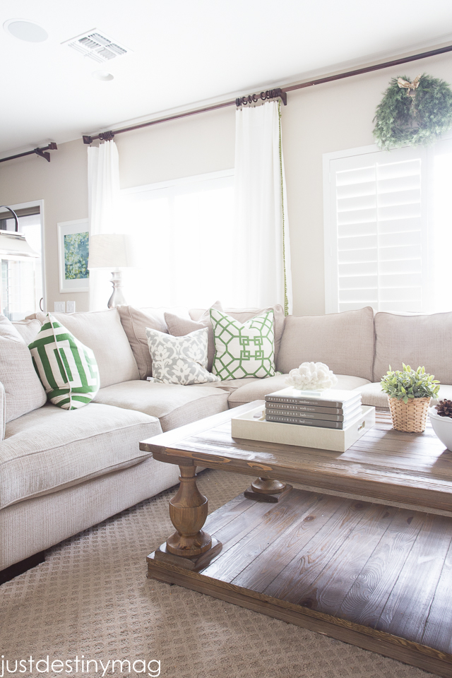 Green and Gray Family Room Inspirationl -Just Destiny_-12