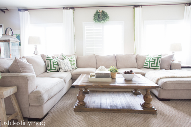 Green and Gray Family Room Inspirationl -Just Destiny_-16