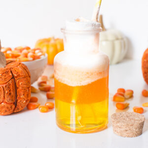 Kid Friendly Halloween Drink