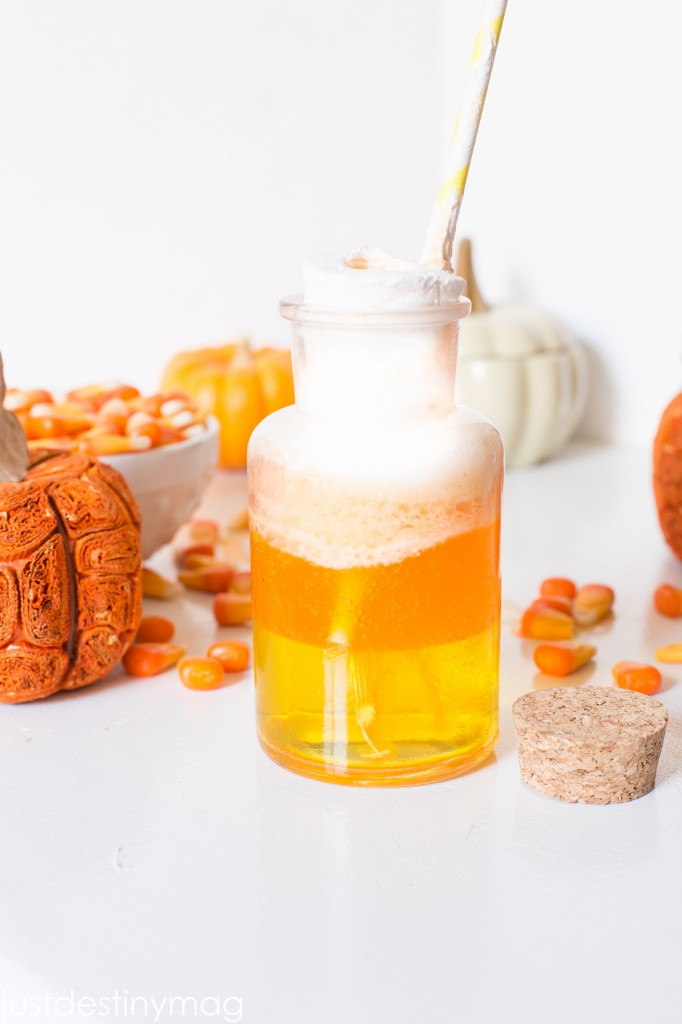 Kid Friendly Halloween Drink-Just Destiny-9