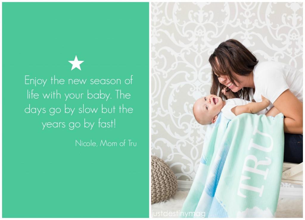 Shutterfly Fleece Baby Blanket for New Moms